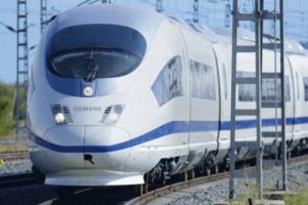 Chiny uruchomią najszybszy pociąg na świecie