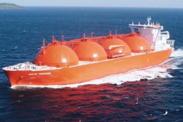 Światowy rynek LNG wzrasta rocznie o 7 proc.