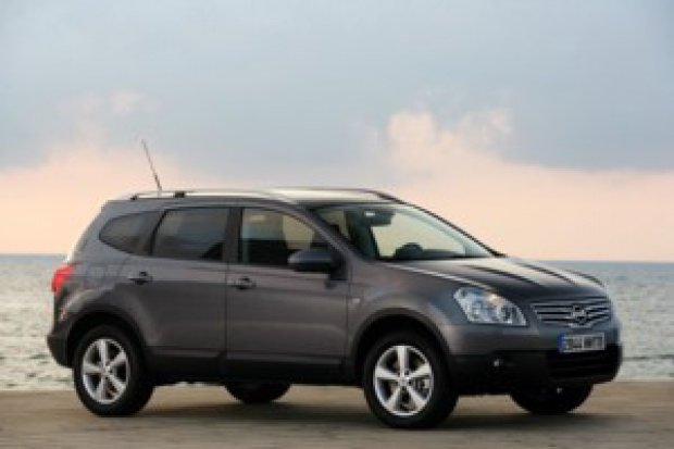 Nissan wprowadza nową odmianę modelu Qashqai