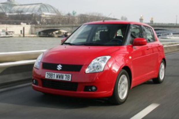 Suzuki trafiło do dziesiątki światowych producentów