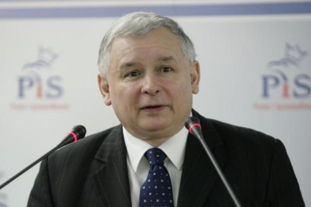 Jarosław Kaczyński odpiera zarzuty premiera Tuska