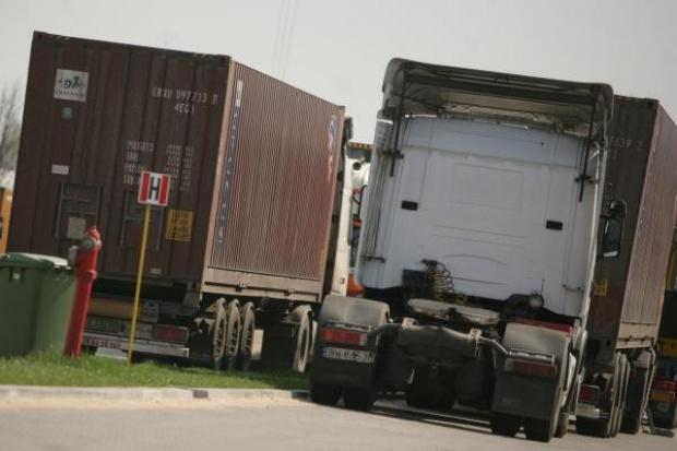 """Transportowcy żyją """"z dnia na dzień"""""""