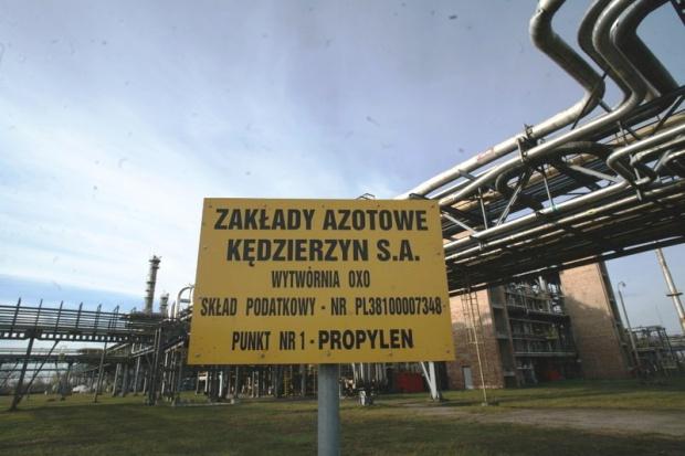Zgazowywanie węgla poprawiłoby bezpieczeństwo ZA Kędzierzyn