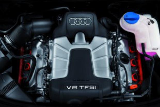 Nowa silnikowa filozofia Audi na przykładzie A6