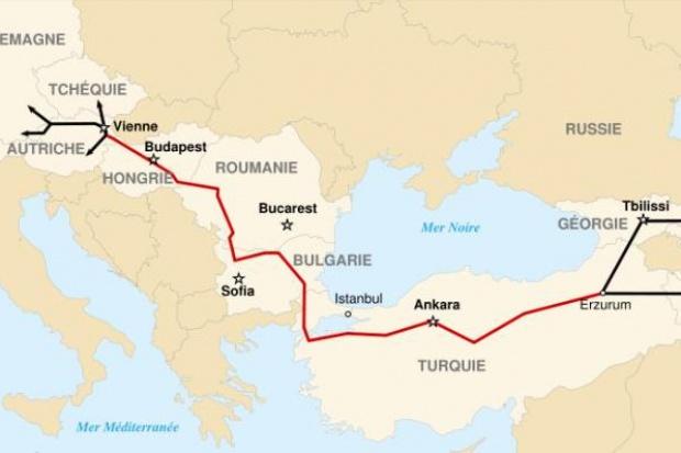 Azerbejdżan nie będzie forsował projektu Nabucco