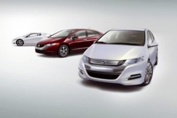 Honda dodaje model Insight do hybrydowych pojazdów przyszłości
