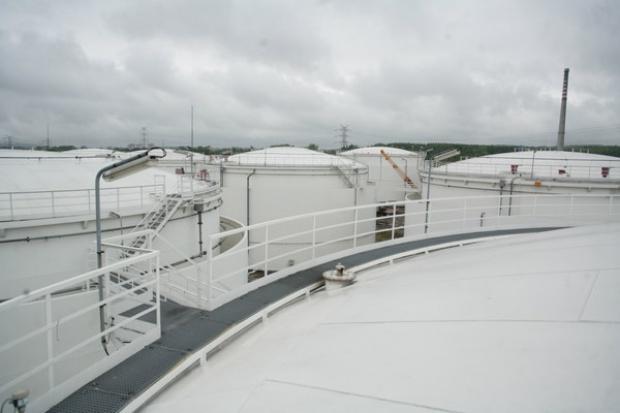 Umowy o magazynowanie paliw najwcześniej w 2009 roku