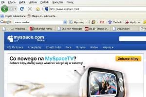 MySpace będzie dla agentów