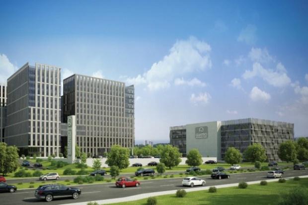 Rozpoczęła się budowa Quattro Business Park