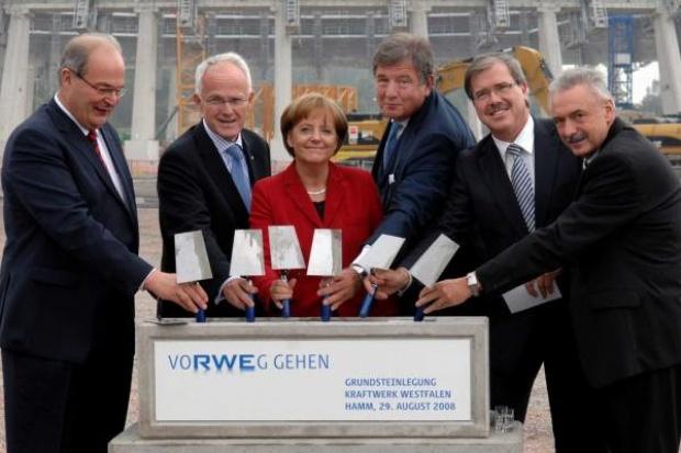 RWE rozpoczyna budowę elektrowni za 2 mld euro