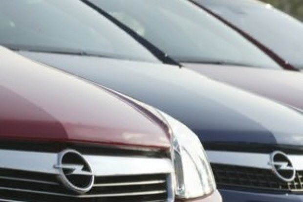 General Motors wynajął w Polsce 10 tysięcy samochodów