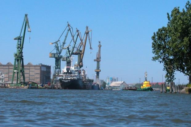 Pracownicy Stoczni Gdańsk nie chcą połączenia z Gdynią