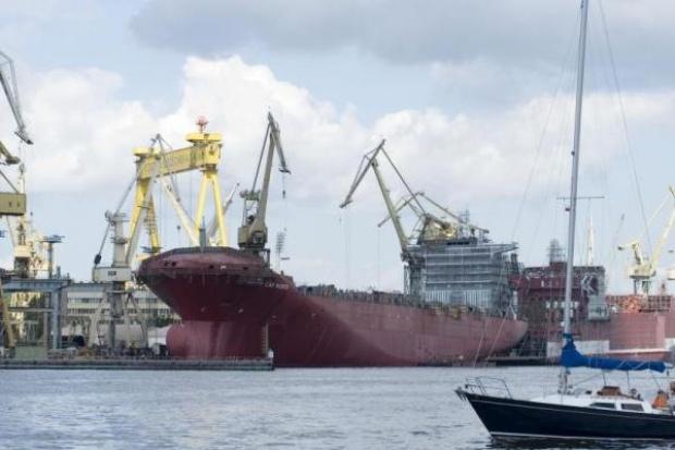 Grad: po południu wyślemy do Brukseli plany restrukturyzacji stoczni
