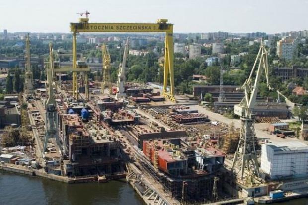 Plany restrukturyzacyjne stoczni dotarły do Brukseli