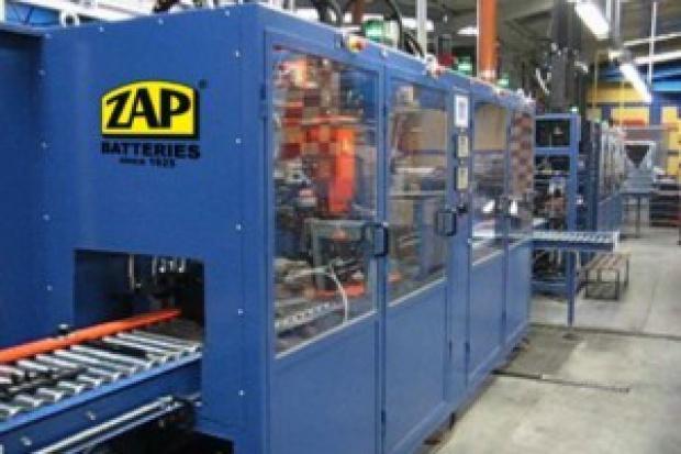 Nowa linia produkcji akumulatorów ZAP Sznajder Batterien