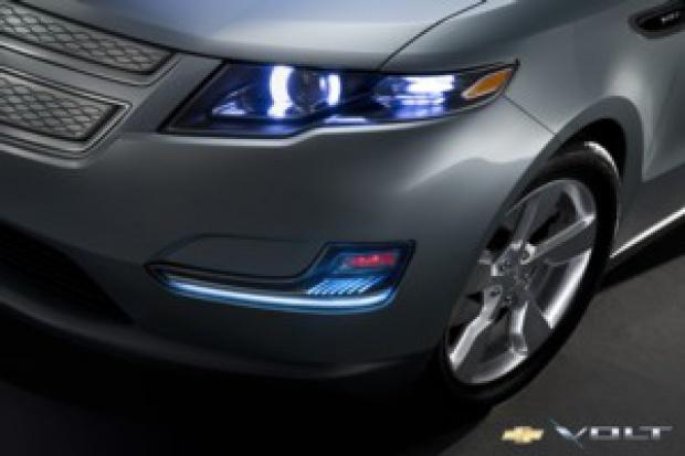 Chevrolet Volt na stulecie GM