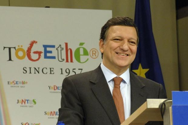 Barroso: Europa nadal chce gazociągu Nabucco