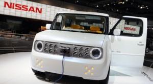 Nissan Cube Denki przyjedzie do Polski