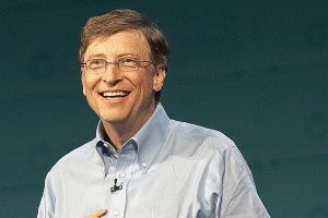 Bill Gates znów najbogatszy w USA