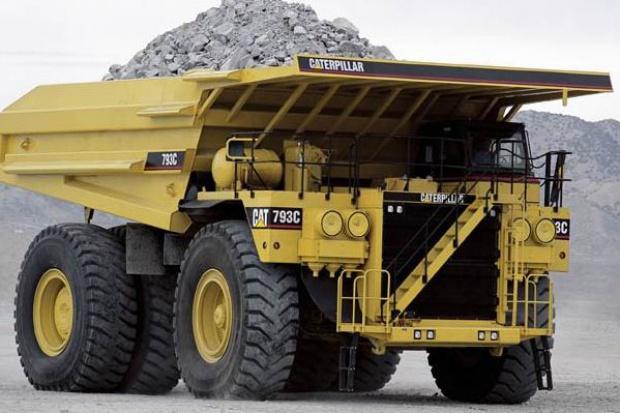 Caterpillar pokazał nową generację ciężarówek górniczych
