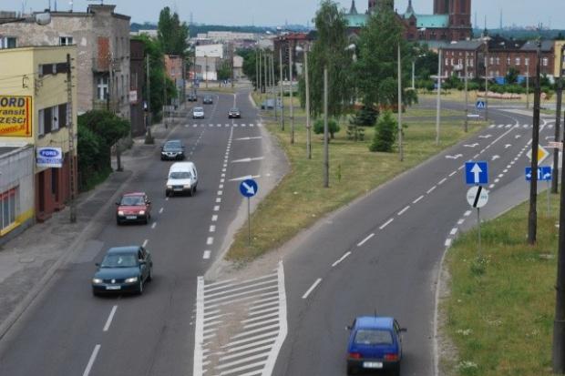 Chaotyczna budowa lokalnych dróg