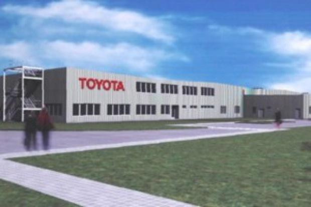 Toyota w Wałbrzychu otwiera nową fabrykę