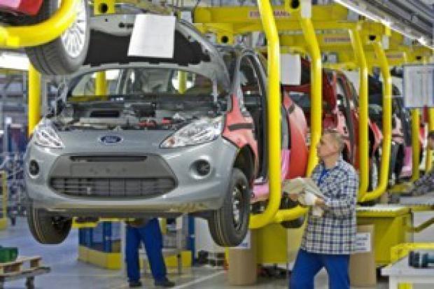 W Tychach ruszyła seryjna produkcja Forda Ka