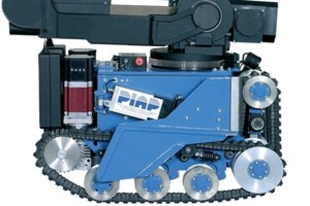 PIAP z partnerami stworzy roboty pilnujące granic