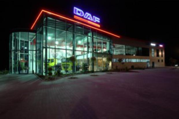 Nowy serwis i salon DAF w Rzeszowie