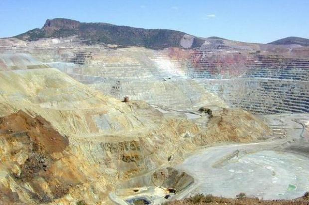 Strajkuje peruwiańska kopalnia miedzi