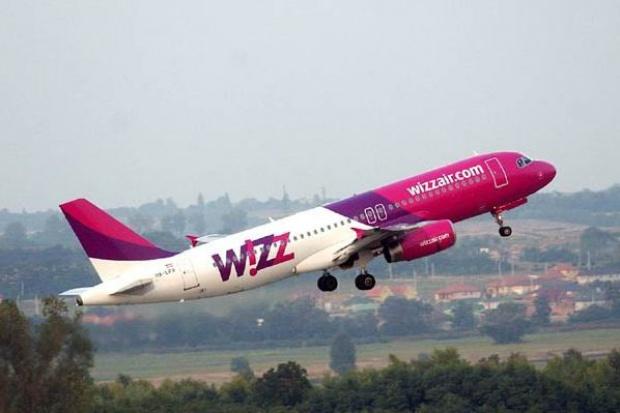Wizz Air zwiększa swoją flotę w Rumunii