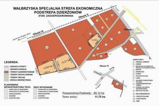 SKC otworzył fabrykę folii w Dzierżoniowie