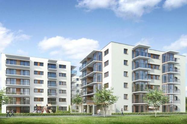 Rozpoczęto budowę apartamentów w poznańskich Jeżycach
