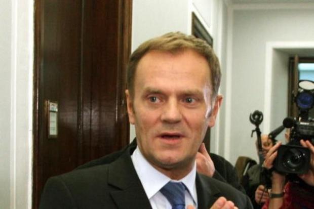 Tusk: rząd będzie walczył o stocznie