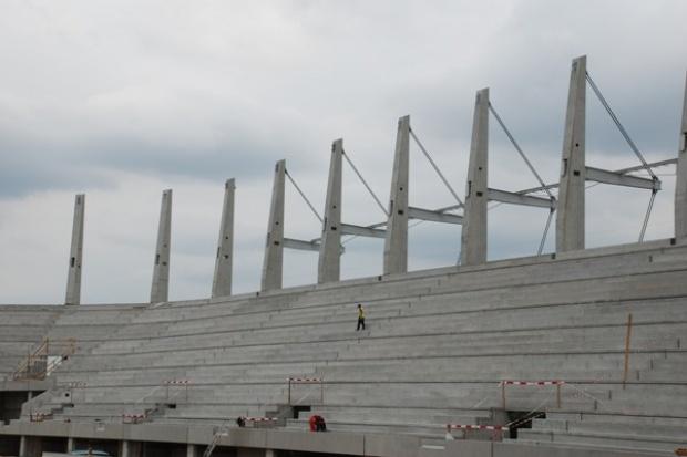 Powstanie pierwszy nowoczesny stadion przed EURO 2012