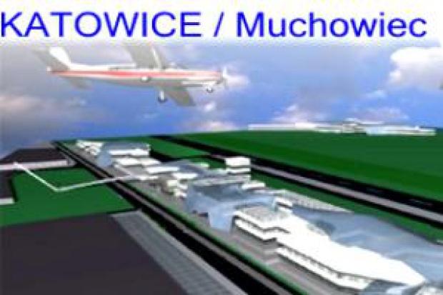Biznesmeni wylądują w centrum Katowic
