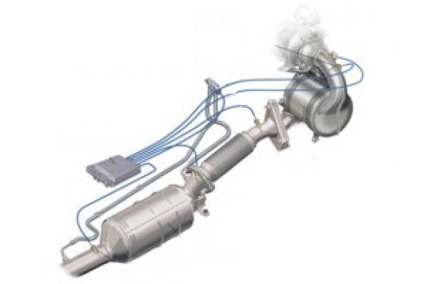 NOx Trap: katalizator tlenków azotu od Renault