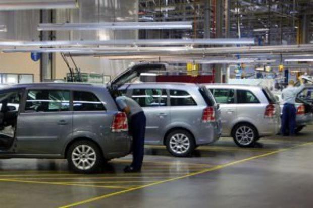 Opel w Gliwicach znowu na postojowym