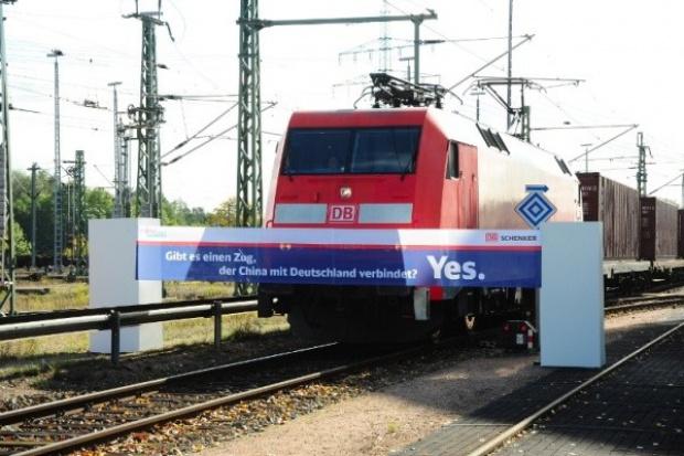 DB Schenker wprowadza nowe usługi w przewozach towarów do Chin