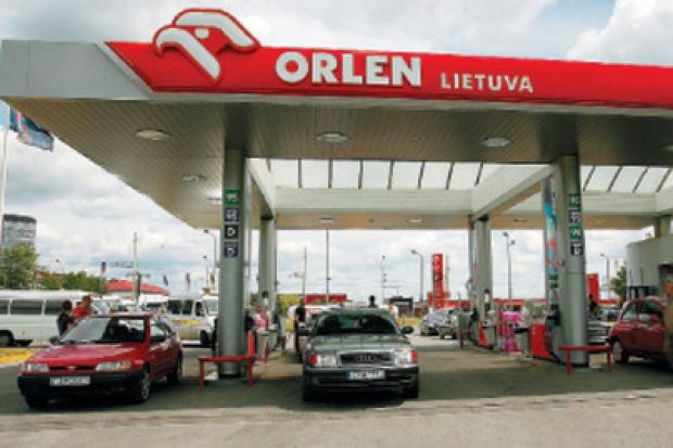 Orlen nie zrealizuje strategii detalicznej na Litwie?