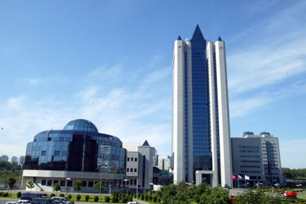 Rekordowe zyski Gazpromu
