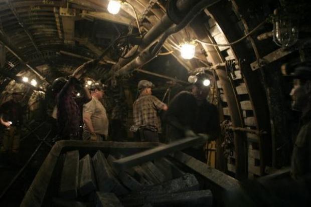 Ukraina nie ma pieniędzy na wypłaty pensji górnikom