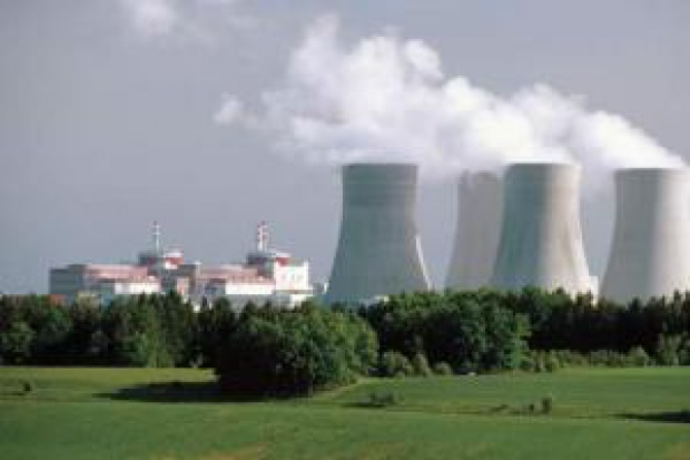 Wyłączono blok elektrowni atomowej w Temelinie