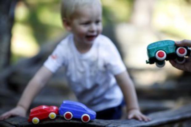Volvo także dla dzieci