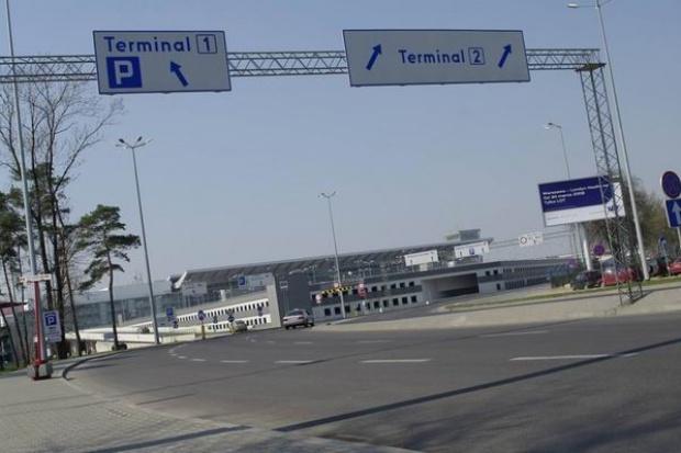 Dwie drogi ekspresowe ułatwią dojazd do warszawskiego lotniska