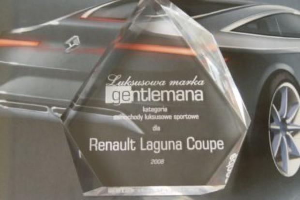 Laguna Coupe sportowy luksus dla Gentlemana