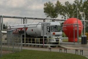 Orlen Gaz kończy budowę terminalu LPG w Szczecinie