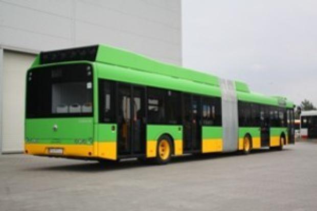 MPK Poznań ma pierwszy w Polsce autobus hybrydowy