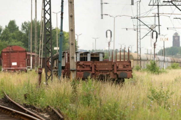 Koleje szukają w Chinach wagonów i lokomotyw