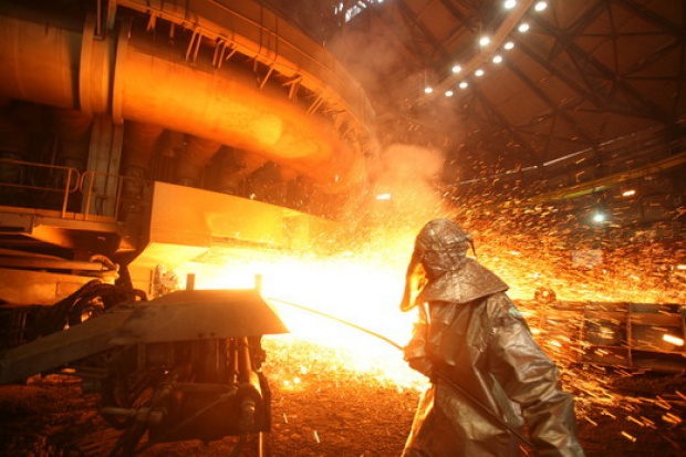 """ArcelorMittal Poland spodziewa się """"odbicia"""" na rynku stali wiosną"""